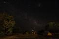 Sternenhimmel im Outback