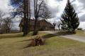 Lettland 3 - Freilichtmuseum Turaida - Sehr schöne Anlage mit Burg, Kirche und mehreren Häusern