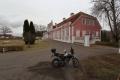 Estland 4 - Sagadi - Übernachtung auf einem ehemaligen Gutshof, heute ist eins der Häuser ein Hostel