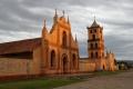Kirche und Kloster in San José de Chiquitos