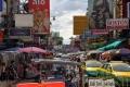 Bangkok - Eine von vielen Einkaufstraßen