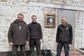 Tatarsk - Vor dem Club-Haus der DogGed