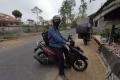 Fährt sich schon sehr anders als mein Motorrad, für Bali aber genau richtig