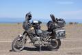 Mein Motorrad macht alles mit, manchmal denke ich, dass ein Kamel für das Terrain vielleicht das bessere Fortbewegungsmittel wäre..