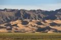 Gobi - Die Khongoryn Els sind die zweitgrößten Dünen der Monglei