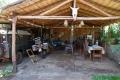 Im Gartenhaus/Garage bei Walter