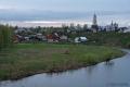 Suzdal - Ein schöner Ort auf dem sogenannten goldenen Ring, einer Rundtour östlich von Moskau durch viele sehenswerte Orte.