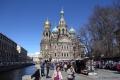St. Petersburg - Auferstehungskirche von außen