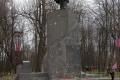 Veliky Novgorod - In den meisten russischen Städten steht zentral eine Statue von Lenin