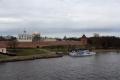Veliky Novgorod - gilt als älteste Stadt Russlands und der Kreml diente als Vorbild für den in Moskau