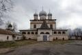 Veliky Novgorod - Etwas abseits ist nicht mehr Alles so schön restauriert, trotzdem schön