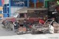 Bangkok - In Chinatown wird in vielen kleinen Firmen Metall verarbeitet, Repariert, oder Ausgedientes verwertet