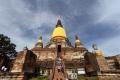 Ayutthaya - Ehemalige Hauptstadt des gleichnamigen siamesischen Reiches (14.-18. Jahrhundert). Heute gehören die Ruinen zum UNESCO Welterbe und sind auf jeden Fall einen Besuch wert.