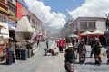 Lhasa - Pilgerweg um den Jokhang-Tempel