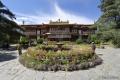 Lhasa - Sommerpalast des Dalai Lamas, hier hielt sich der 14. bis kurz vor seiner Flucht aus Tibet auf