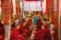 Nonnen in Lhasa